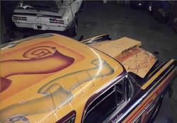 Carpetbagger Race car 55 nomad