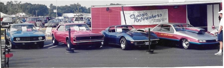 Camaro Corvette
