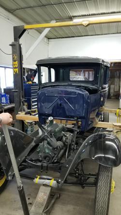 1930 Model A
