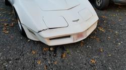 Corvette Collision Repair Rick Foy's