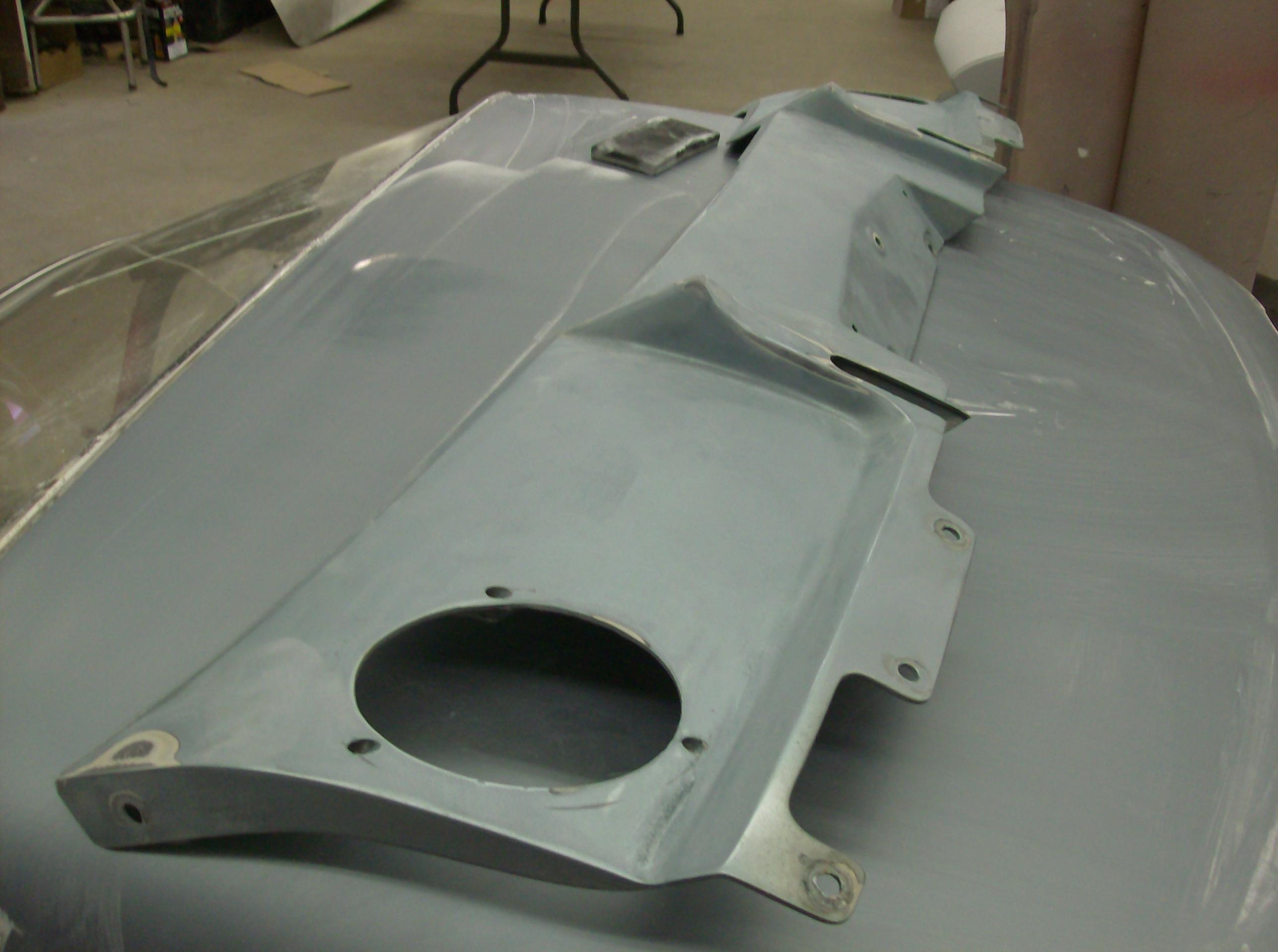 67 Vette Restoration