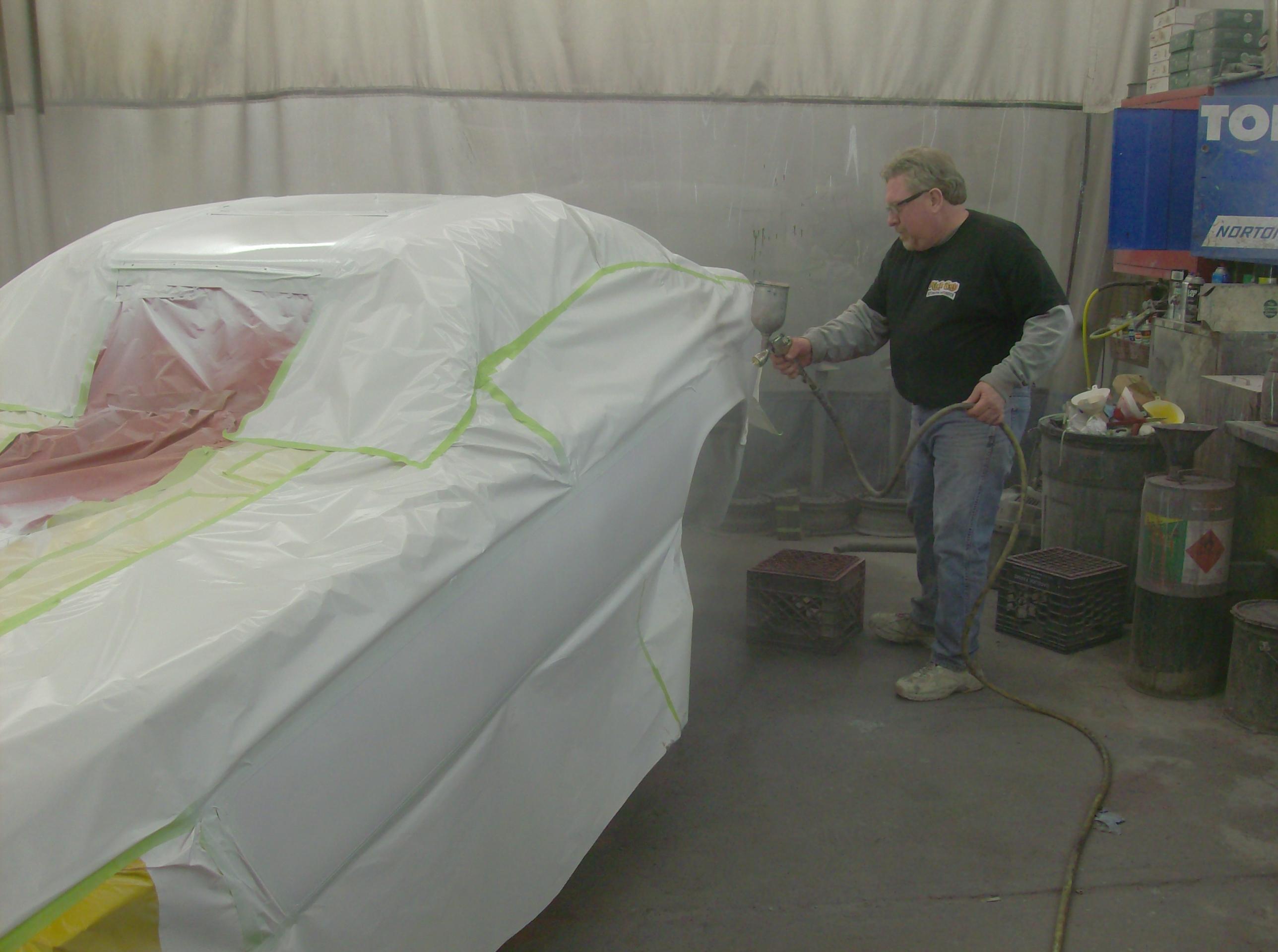 70 Dodge Restoration