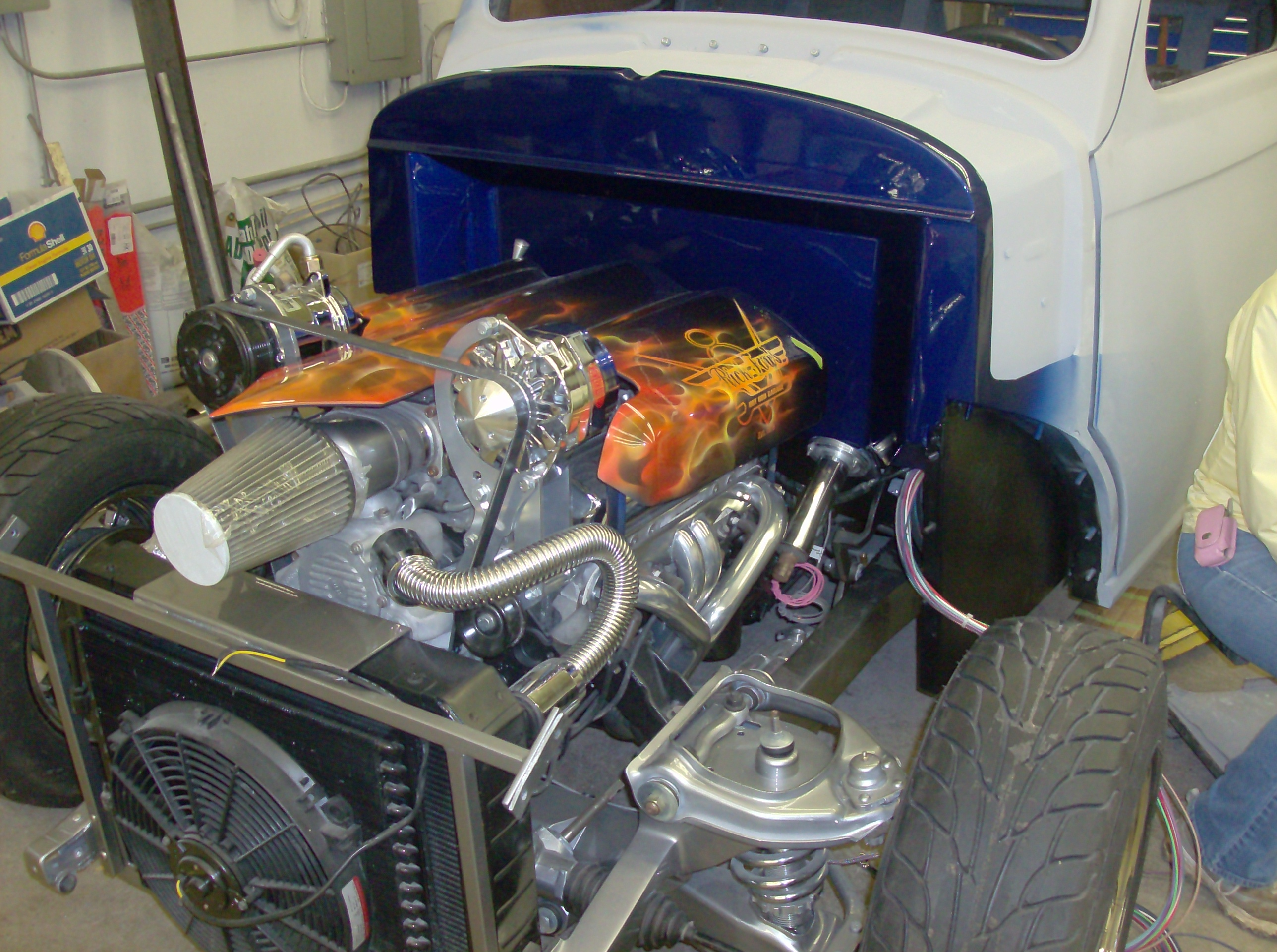 custom 1940 willys