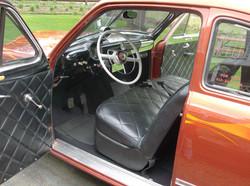 1950 Ford Interior