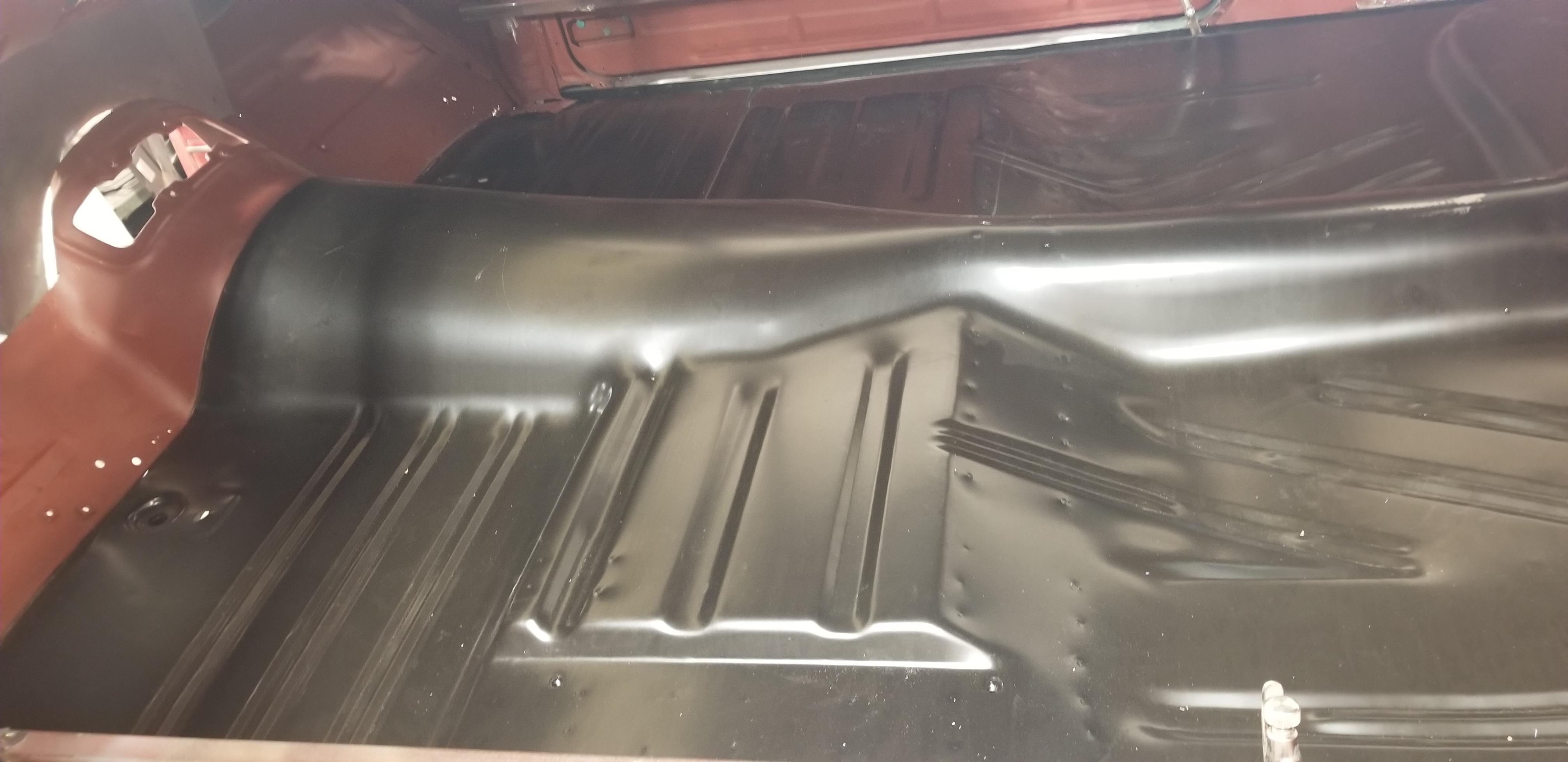 1955 Chevy Floor pan