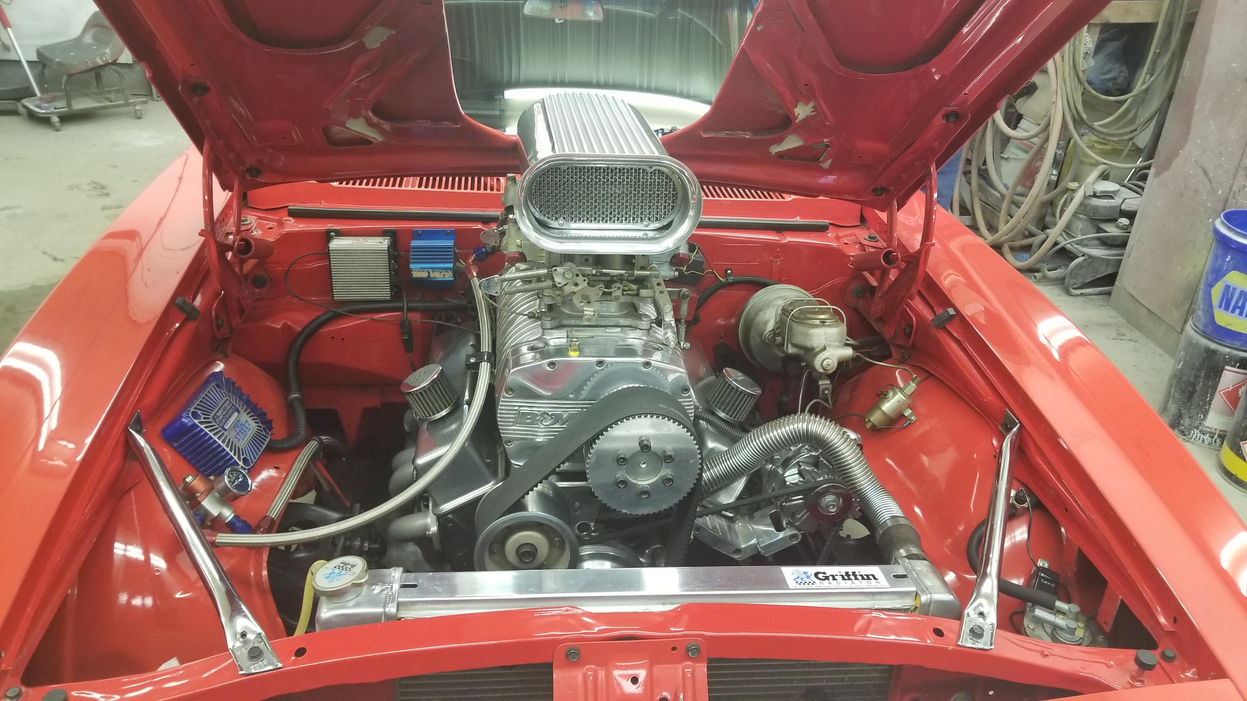 67 Camaro SS