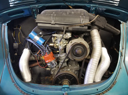 74 VW Beetle Restoration