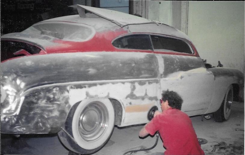 Custom 1949 Mercury