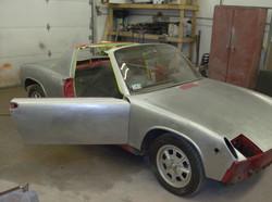 Porshe Restoration