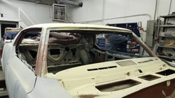 1970 Cutlass Pillar Restoration