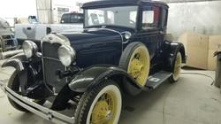 1930 Model A Restoration