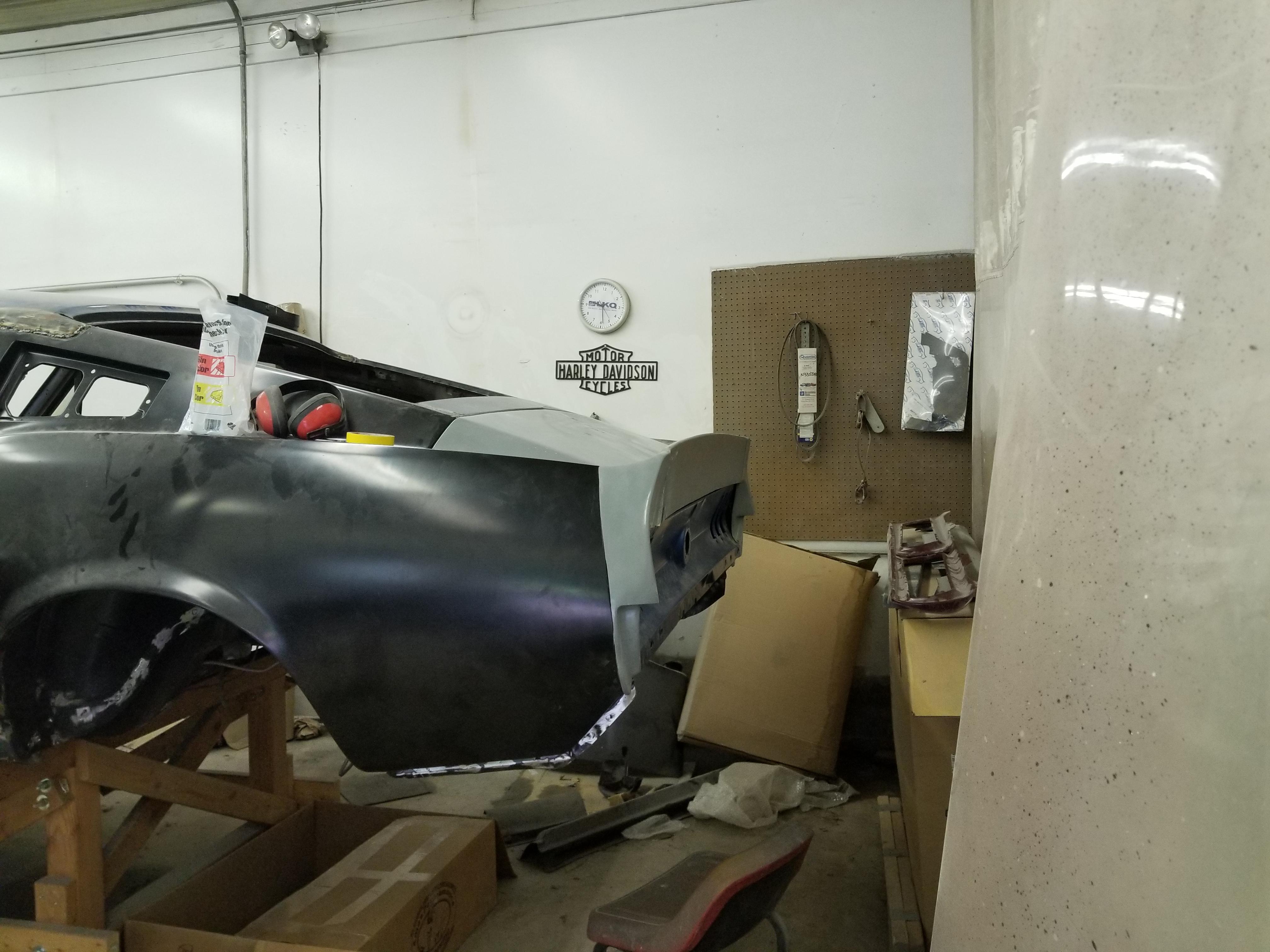 1967 Mustang Custom Body Work