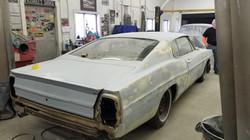 1968 Ford Galaxy