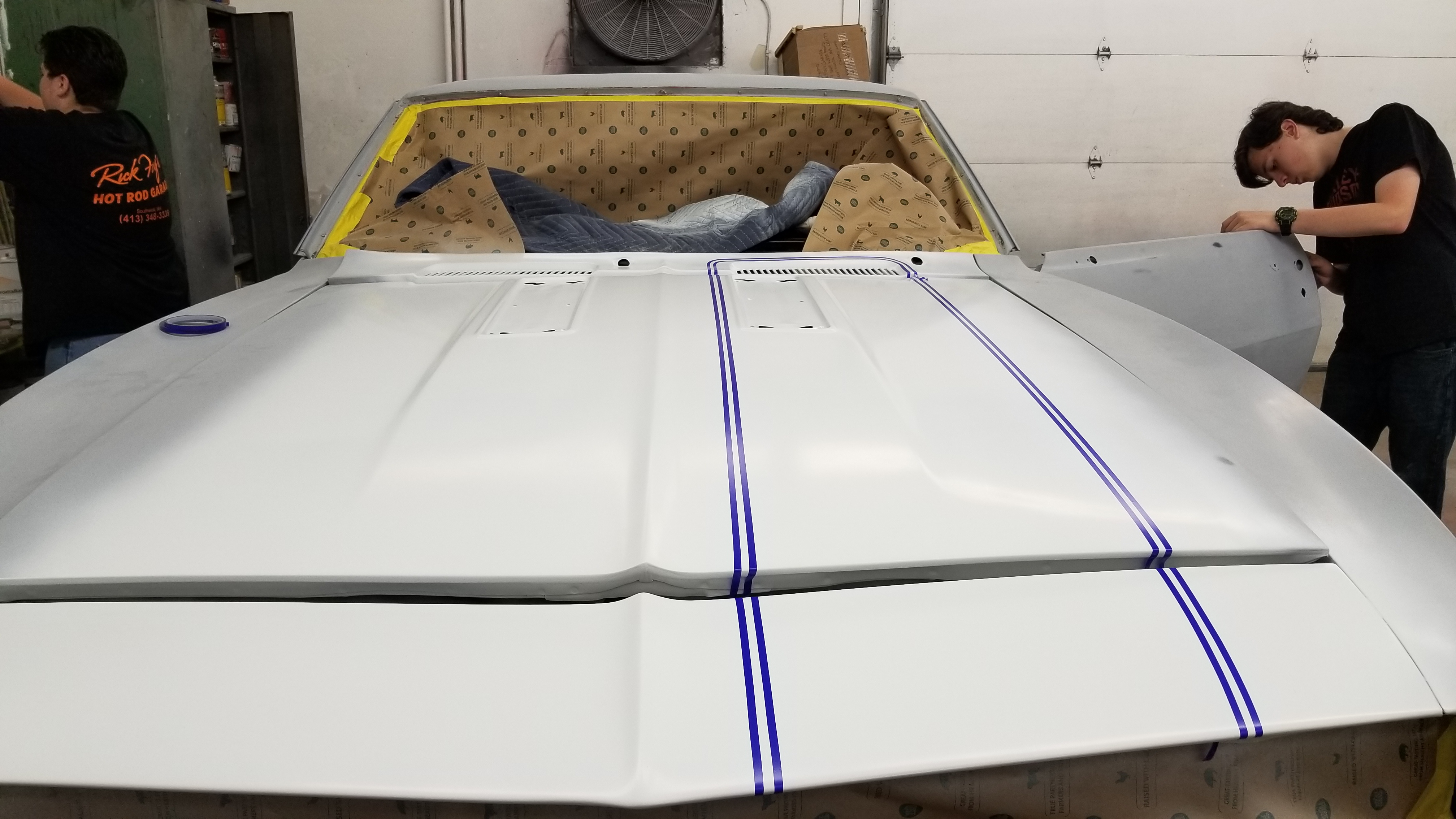 68 camaro rs ss restoration