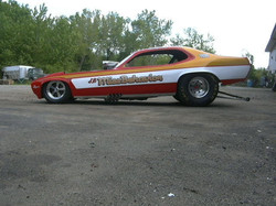 MissBehavior Racecar