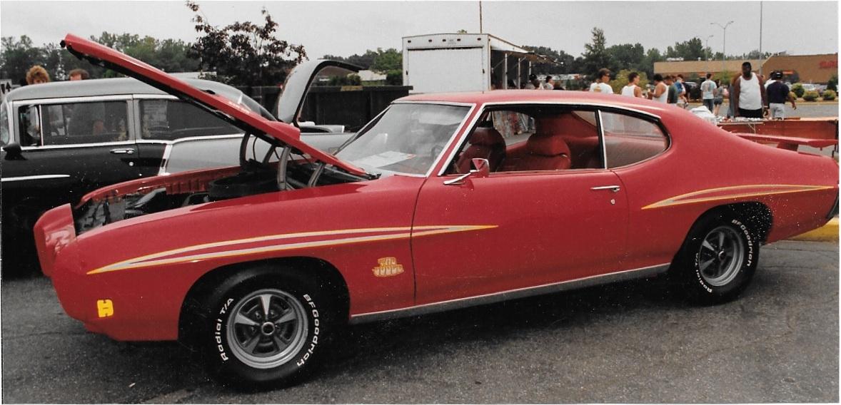 1970 GTO Judge