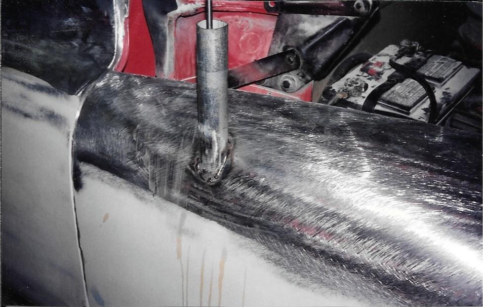 custom mercury sled