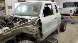 Restoring 2007 Ford Ranger
