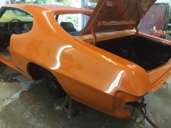 72 GTO Restoration