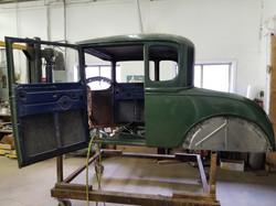 Rick Foy's Restorations