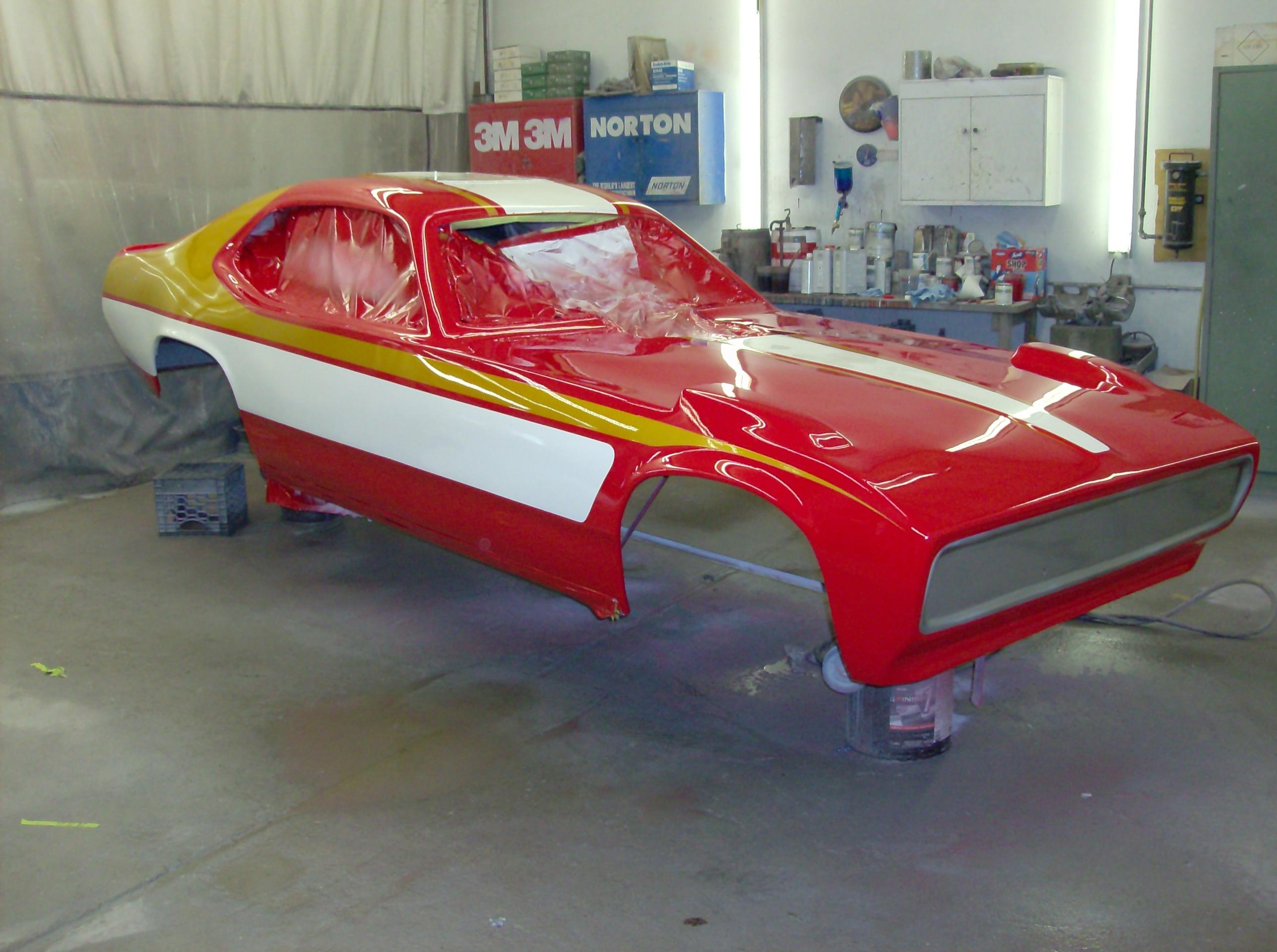 1970 Dodge Racecar