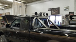 2007 Ford Ranger Modifications