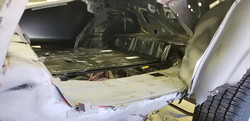 70 Oldsmobile Restoration
