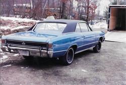 67 Chevelle Super Sport
