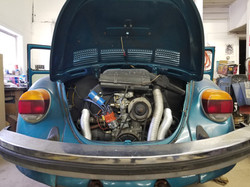 1974 VW Beetle Restoration