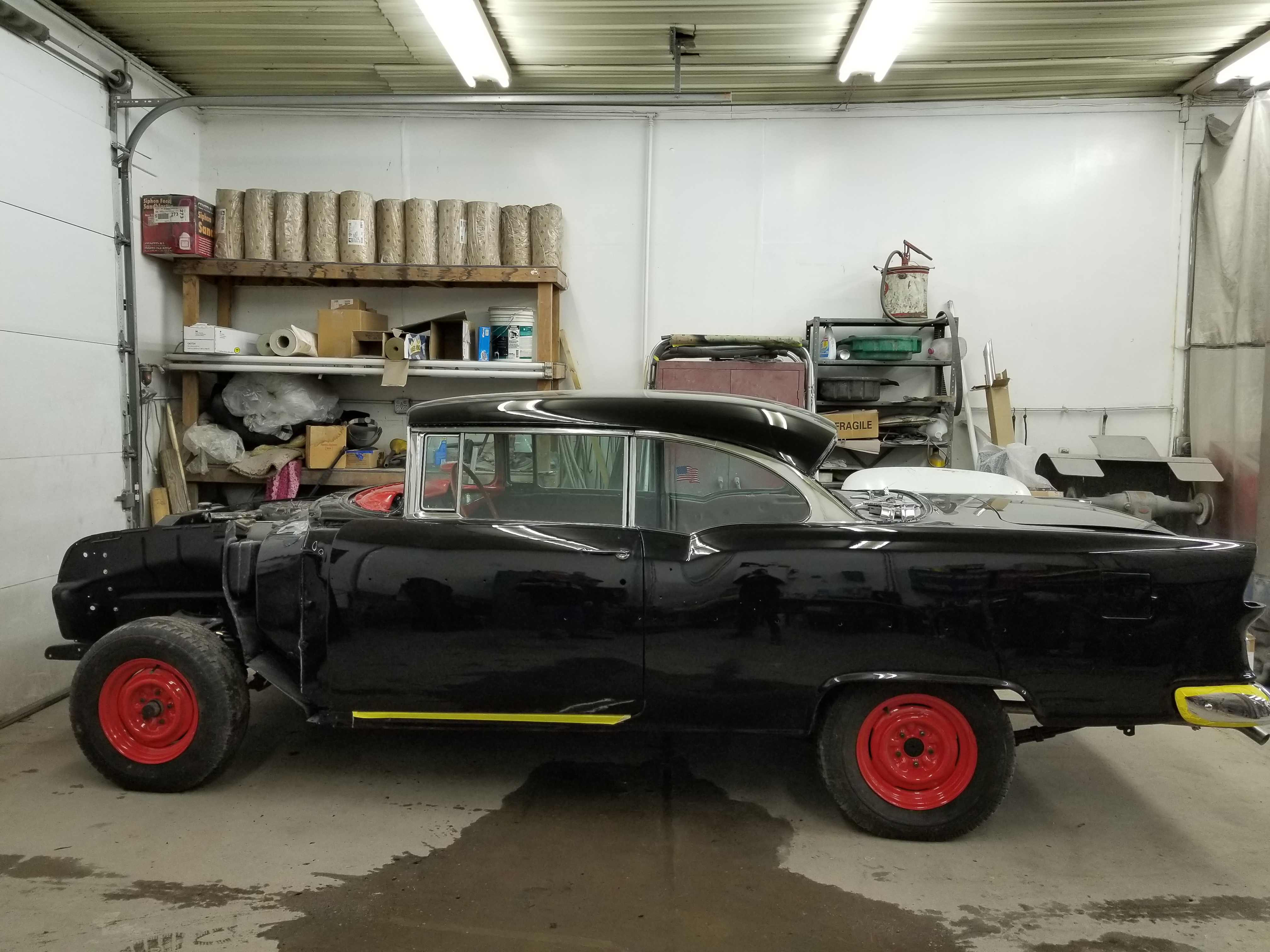 1955 Chevy Restoration