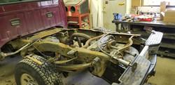2005 Ford F250 Bed Repair