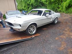 1967 GTO Supersnake