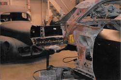 Restorations at Rick Foy's Garage