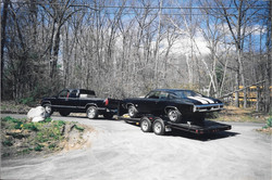 70 Chevelle Restoration