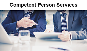 competent person services Rayleigh Essex