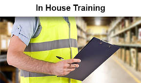 in house safety training Rayleigh Essex