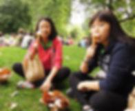 Girls Eating Ice-cream.JPG