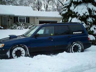 Snowpocalypse coming!!!