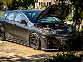 Rob Finkle's Gtx3076r Powered Mazdaspeed3