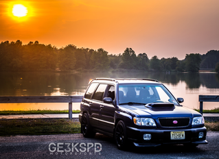 A Forester's Journey to an STI
