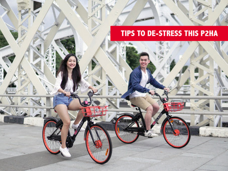 How to De-stress this Phase 2 Heightened Alert (P2HA)
