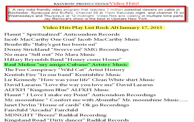 Video Hits - Video Lifestyle
