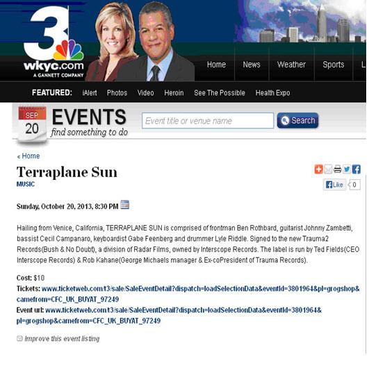 Channel 3 News San Diego
