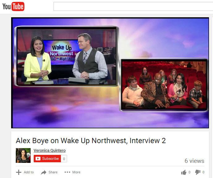 KNDO-NBC-Wake UP Northwest Part 2
