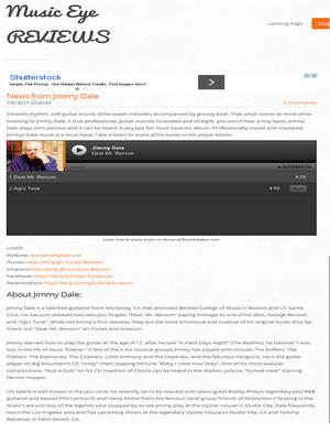 Music Eye Reviews