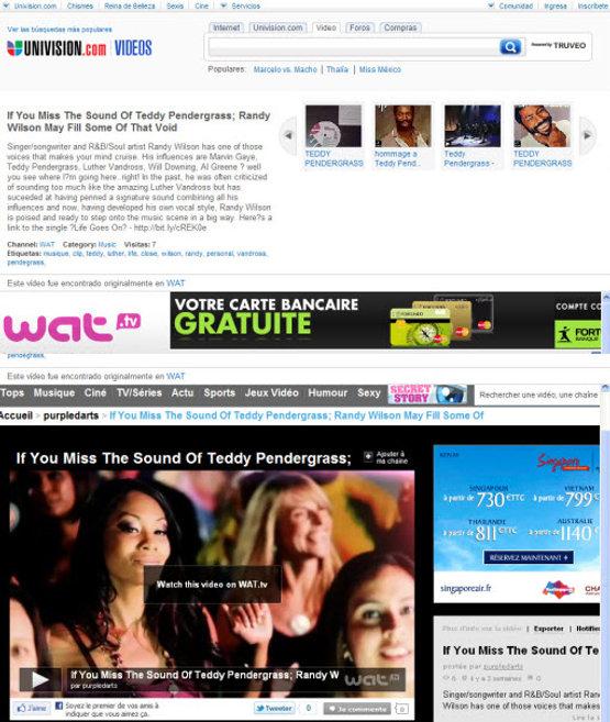 Video Blogging Example 2
