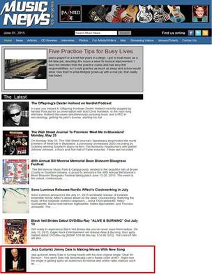 Music News Los Angeles