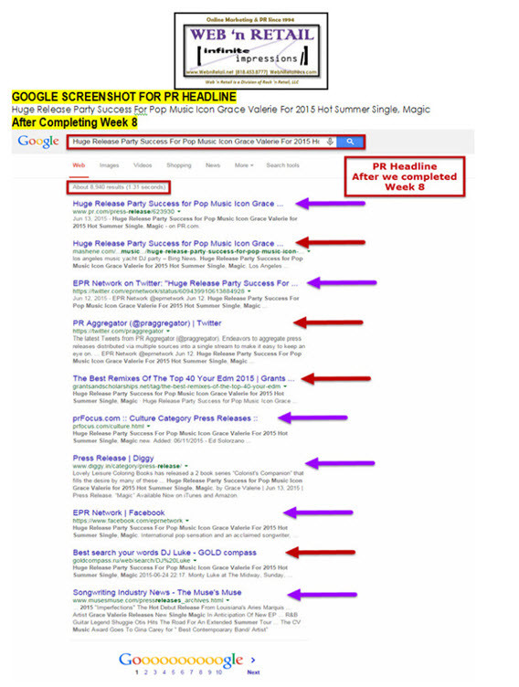 Google Front Page #1