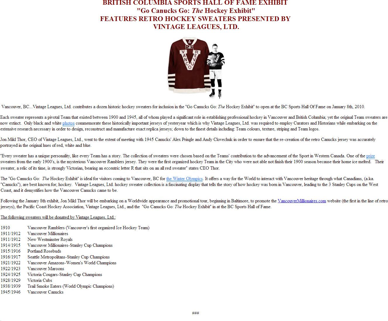 Press Release Campaign #2