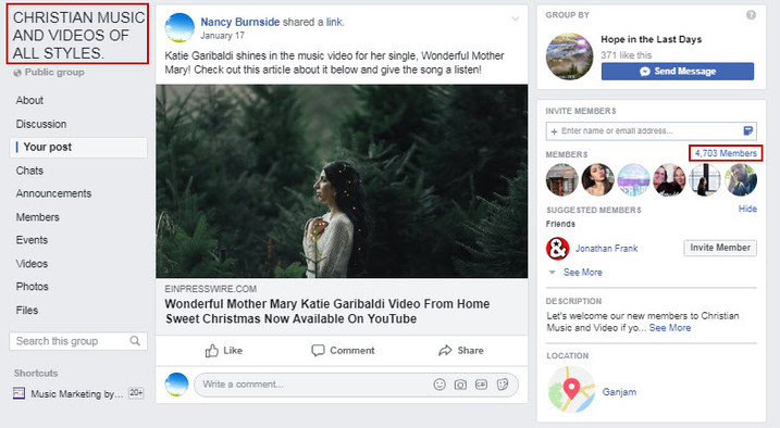 Christian Music and Videos of All Styles